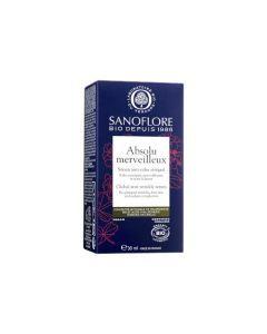 Sanoflore Absolu Merveilleux Sérum Anti-Rides Bio 30ml