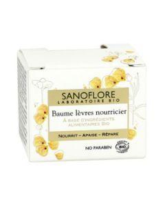 Sanoflore Baume Lèvres Nourricier 12ml