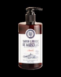 Authentine Savon Liquide de Marseille Corps & Mains Amande Bio 1L