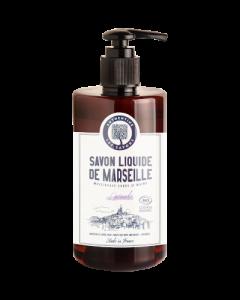 Authentine Savon Liquide de Marseille Corps & Mains Lavande Bio 1L