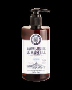 Authentine Savon Liquide de Marseille Corps & Mains Surgras Bio 1L