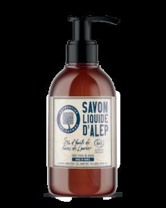 Authentine Savon Liquide d'Alep  5% Huile de Baies de Laurier Bio 500ml