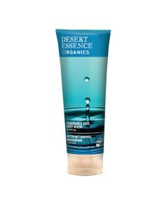 Desert Essence Savon Liquide Sans Parfum Peau Sensible 237ml
