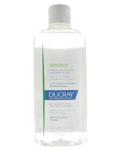 Sensinol Ducray Shampooing Traitant Physioprotecteur 400ml