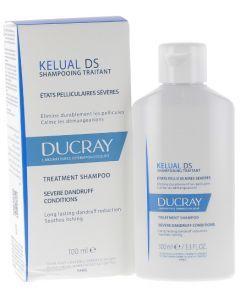 Ducray Kelual DS  Shampoing Traitant Etats Pélliculaires Sévères 100ml