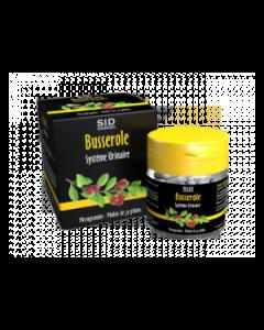 SID Nutrition Busserole Phytogranules 30 Gélules