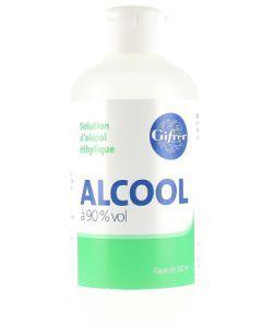 Gifrer Solution d'alcool éthylique 90% 250ml