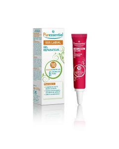 Puressentiel SOS Labial Gel aux 10 Huiles Essentielles - 5 ml