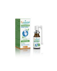 Puressentiel Spray Gorge Respiratoire - 15 ml
