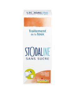 Stodaline Sans Sucre sirop édulcoré au sorbitol et au maltitol liquide 200ml