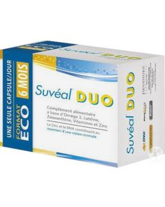 Suveal Duo Caps 180 capsules
