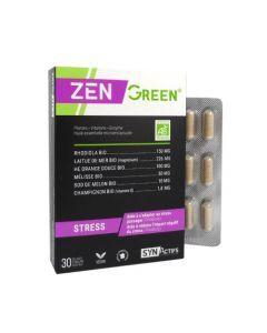 Synactifs Zengreen Stress 30 Gélules