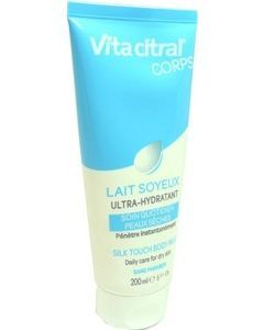 Vita Citral Lait Soyeux Ultra-hydratant Corps 200ml