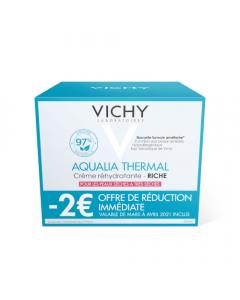 Vichy Aqualia Thermal crème réhydratante légère 50ml