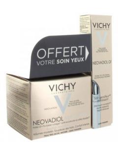 Vichy Neovadiol Magistral Baume Densifieur Peau Seche 50ml + Contours Yeux & Lèvres 15ml
