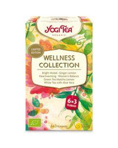 Yogi Tea Wellness Collection 6x3 Infusions