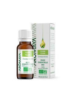 Aromaya Huile Essentielle Bio d'Ylang Ylang 10ml