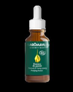 Aromaya Cosmétique Essence pureté Niaouli & Ylang Ylang 30ml