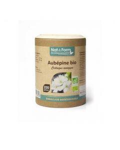 Nat&Form Bio Aubepine 200 Gélules