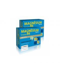 Arkopharma Arkovital Magnesium B6 Lot de 2x60 gélules