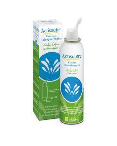 Actisoufre solution pulvérisation nasale et buccale 100 ml