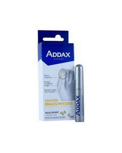 Addax Solution Ongles Abîmés et Mycosés 7ml
