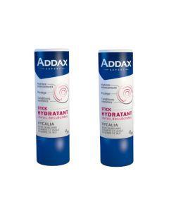 Addax Stick Lèvres Hydratant Lot de 2x4g