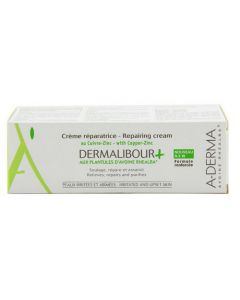 A-derma Dermalibour + Crème Réparatrice 100ml