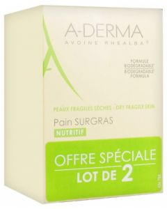 A-Derma Pain Surgras 2 x 100g