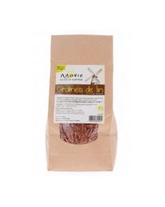 Agovie Graines de Lin Le Moulin 500g