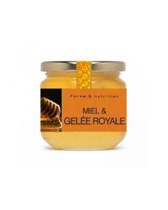 Agovie Miel à la Gelée Royale 250g