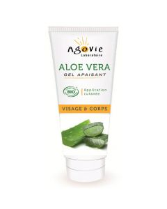 Agovie Gel Apaisant Aloe Vera Visage & Corps 200ml