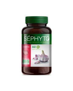 Séphyto Circulation Ail Bio 200 Gélules