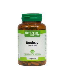 Nat&form Bouleau 200 Gélules