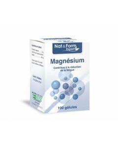 Nat&Form Magnesium 100 Gélules