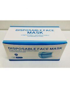 Masques Chirurgicaux Jetables Type I Boite de 50
