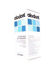 Alodont solution bain de bouche 200 ml