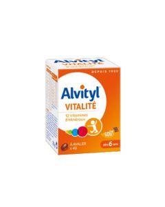 Alvityl Vitalité 40 Comprimés à Avaler