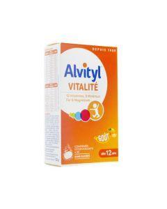 Alvityl Vitalité Effervescents 30 Comprimés