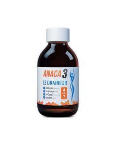 Anaca3 Le Draineur 4en1 250ml