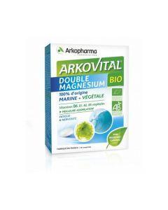 Arkopharma Arkovital Double Magnésium Bio 30 Comprimés