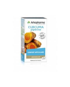 Arkopharma Arkogélules Curcuma Piperine 45 Gélules