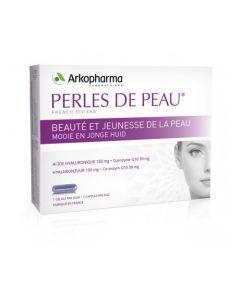 Arkopharma Perles de Peau Acide Hyaluronique Coenzyme 150mg Q10 30 Gélules