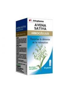 Arkopharma Arkogélules Avena Sativa 45 Gélules