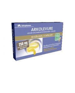 Arkopharma Arkolevure Défenses Alimentaires Blister 10 Gélules