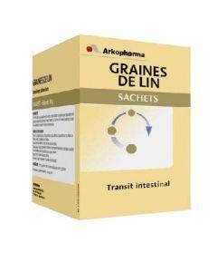 Arkopharma Graines de Lin 14 Sachets