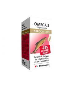 Arkopharma Oméga 3 Origine Marine 60 Capsules