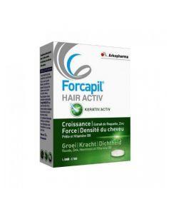 Arkopharma Forcapil Hair Activ 30 comprimés