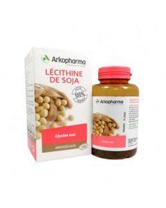 Arkopharma Arkogélules Lécithine de Soja 150 Gélules