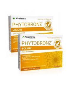 Arkopharma Phytobronz Solaire Lot de 2x30 Capsules